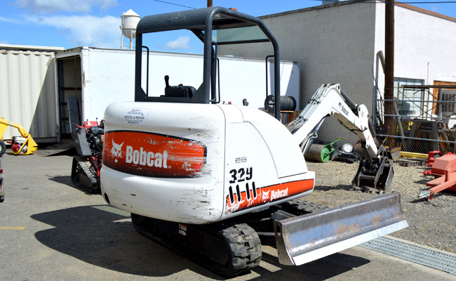Yakima Equipment Rental Services